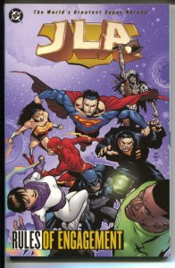 JLA: Rules Of Engagement-#13-Joe Kelly-TPB-trade