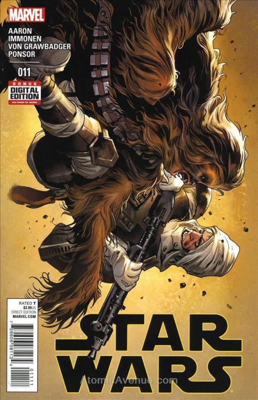 Star Wars (2nd Series) #11 VF/NM Marvel - save on shipping - details inside