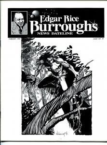 Edgar Rice Burroughs News Dateline #51 1994-Tarzan-comics-books-pulps-VF