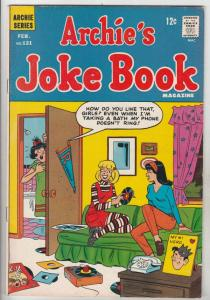 Archie's Joke Book #121 (Feb-68) VF/NM High-Grade Archie, Betty, Veronica, Re...