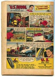 National Comics #61 1947- Barker- Quicksilver VG-