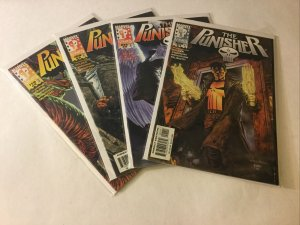 Punisher 1-4 1 2 3 4 Nm Near Mint Marvel Knights