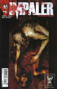Impaler (2nd Series) #1A VF/NM; Image | save on shipping - details inside