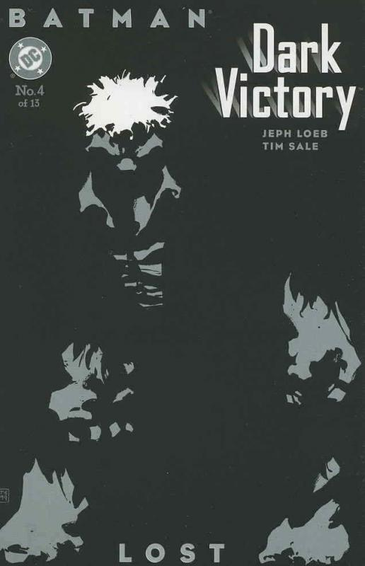 Batman: Dark Victory #4 FN; DC | save on shipping - details inside