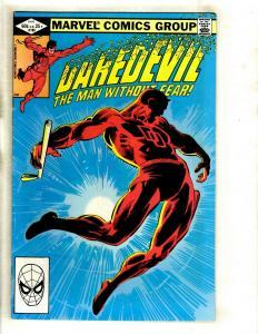 Daredevil # 185 VF Marvel Comic Book Foggy Karen Avengers Defenders Owl GK2