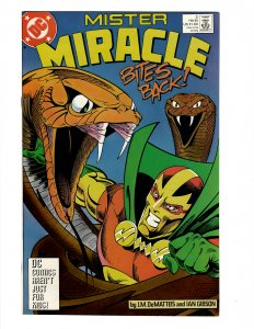 Mister Miracle #2 (1989) SR8