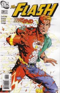 Flash (1987 series) #230, NM (Stock photo)