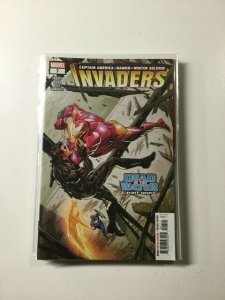 Invaders #7 (2019) HPA