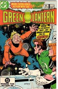 Green Lantern #162 (1960 v2) Guardians of the Universe VF