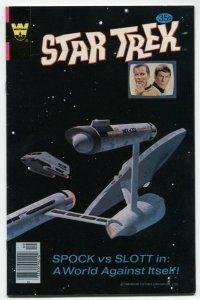 Star Trek #55 1978- WHITMAN comic variant VF