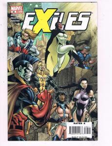 Exiles # 88 VF/NM Marvel Comic Books X-Men Blink Cannonball Cyclops Morph!! SW14
