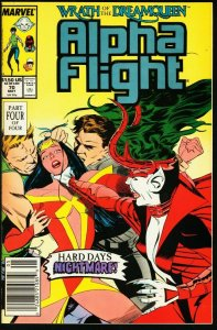 ALPHA FLIGHT #70-MARVEL COMICS-MUTANTS!-JIM LEE NM
