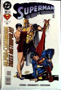 Superman: The Man of Tomorrow #2 (1995)