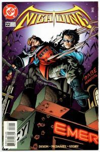 Nightwing #22 (DC, 1998) FN/VF