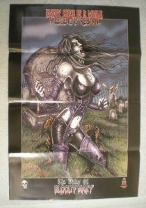 TALES OF BLOODY MARY Promo Poster, 24x36, Unused, more Promos in store