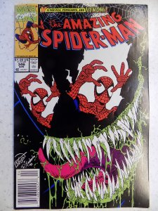 AMAZING SPIDER-MAN # 346