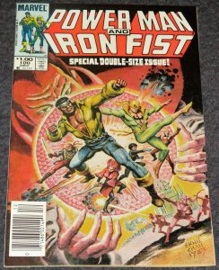 Power Man and Iron Fist #100 -1983