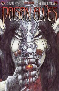 Poison Elves (Sirius) #1 (2nd) FN; Sirius | save on shipping - details inside