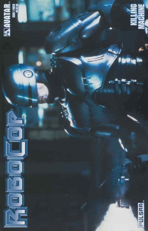 Robocop: Killing Machine #1E FN; Avatar | save on shipping - details inside