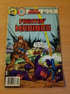 Fightin' Marines #150 ~ FINE - VERY FINE VF ~ (1980, Charlton Comics)