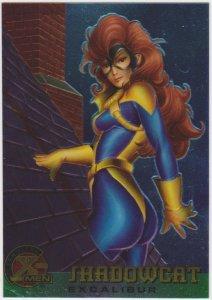 1995 Fleer Ultra X-Men #29 Shadowcat