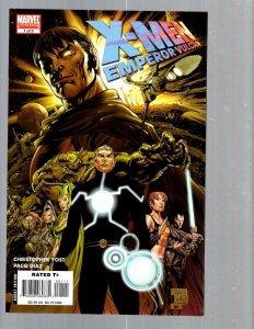 11 Comics X-Men Emperor Vulcan #1 4 5 Children Of Atom #1 2 4 5 and more EK17