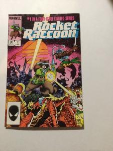 Rocket Raccoon 1 VF Very Fine 8.0