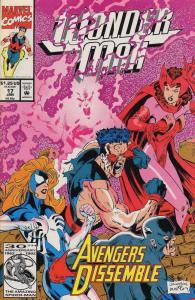 Wonder Man (2nd Series) #17 FN; Marvel   save on shipping - details inside