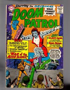 DOOM PATROL 97 GOOD August 1965