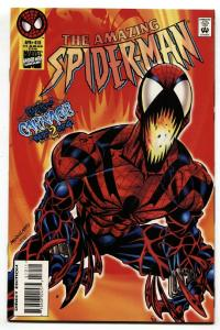 AMAZING SPIDER-MAN #410 Carnage cover Comic Book NM-