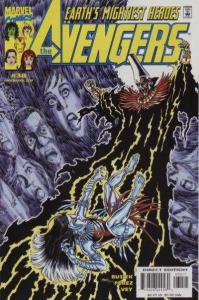 Avengers (1998 series) #30, NM (Stock photo)
