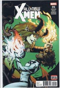 All-New X-Men #16 (2017) JW321