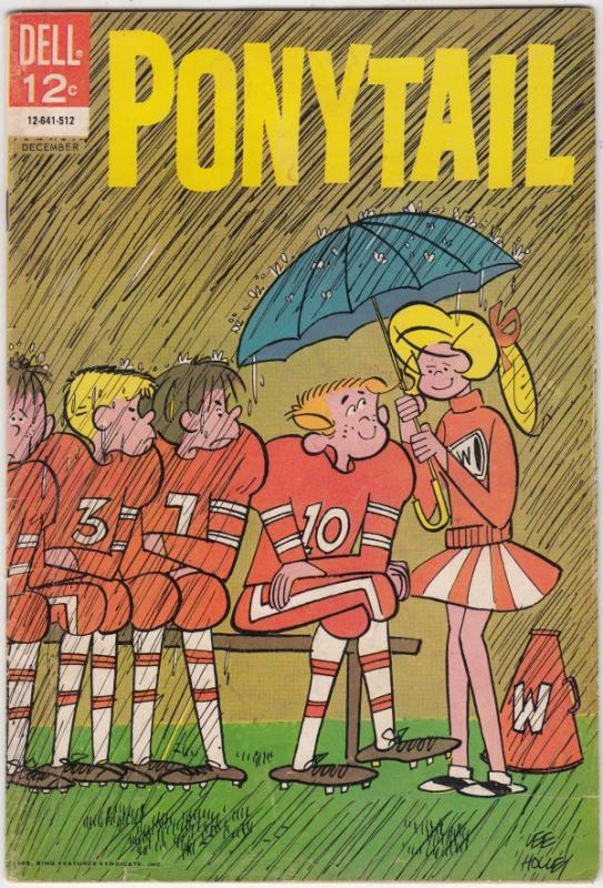 Pony Tail #12 (Dec-65) FN/VF Mid-High-Grade Pony Tail