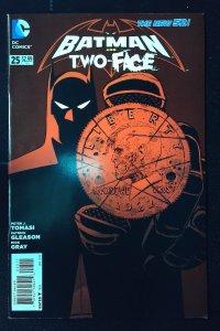 Batman and Robin #25 (2014)