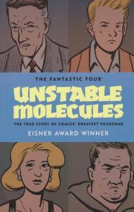 Startling Stories: Fantastic Four—Unstable Molecules TPB #1 (2nd) FN; Marvel | s