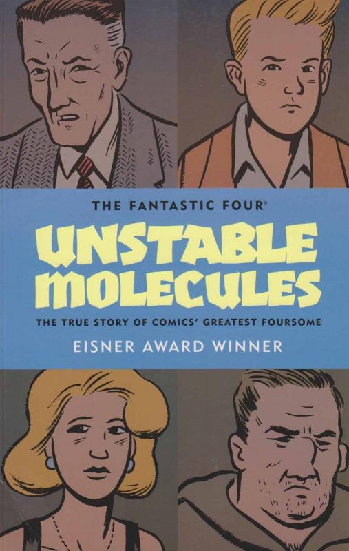 Startling Stories: Fantastic Four—Unstable Molecules TPB #1 (2nd) FN; Marvel | s