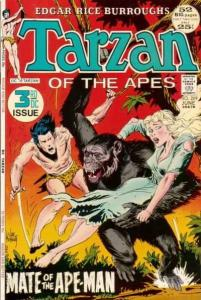 Tarzan (1972 series) #209, Fine+ (Stock photo)