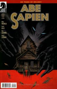 Abe Sapien: Dark and Terrible #12 VF/NM; Dark Horse | save on shipping - details