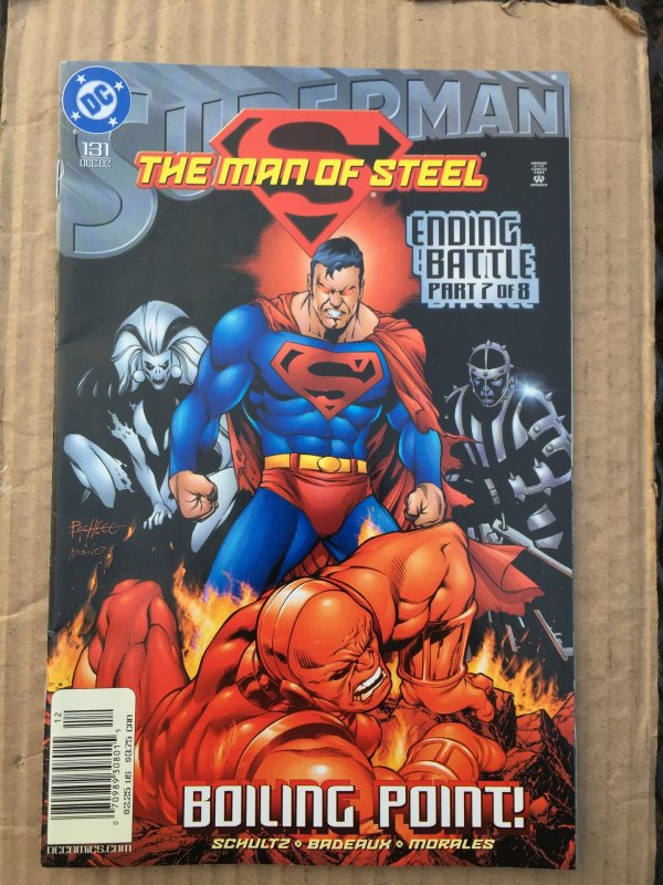 Superman: The Man of Steel #131 (2002)