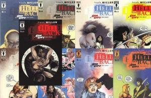 SIN CITY HELL AND BACK (1999 DH) 1-9  FRANK MILLER