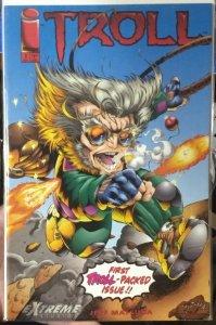 Troll #1 (1993) NM