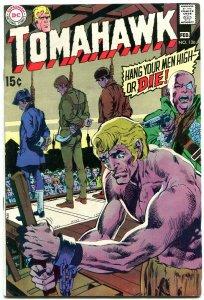 Tomahawk Comics #126 1970-Neal Adams- DC Western Silver Age- VF/NM
