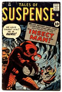 Tales Of Suspense #24 comic book 1961-marvel--kirby-ditko