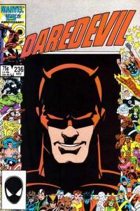 Daredevil (1964 series) #236, VF+ (Stock photo)