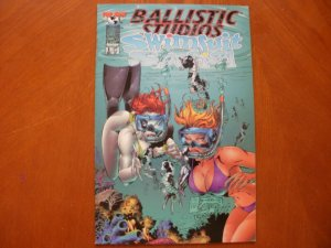 Top Cow Image Comics BALLISTIC STUDIOS SWIMSUIT SPECIAL  Comic #1 (1995)