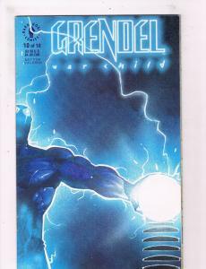Grendel War Child #10 Of 10 VF Dark Horse Comic Book Matt Wagner DE1