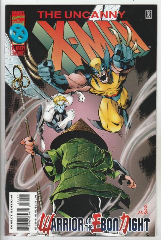 X-Men #329 (Feb-96) NM+ Super-High-Grade X-Men