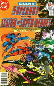 Superboy and the Legion of Super-Heroes #231 VG; DC   low grade comic - save on