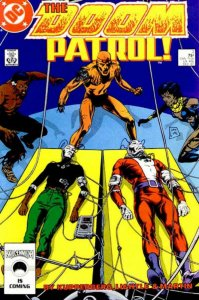 DOOM PATROL #3, VF/NM, Kupperberg, 1987, Robot Man, Chief, more DC in store