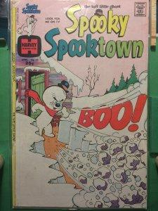 Spooky Spooktown #62